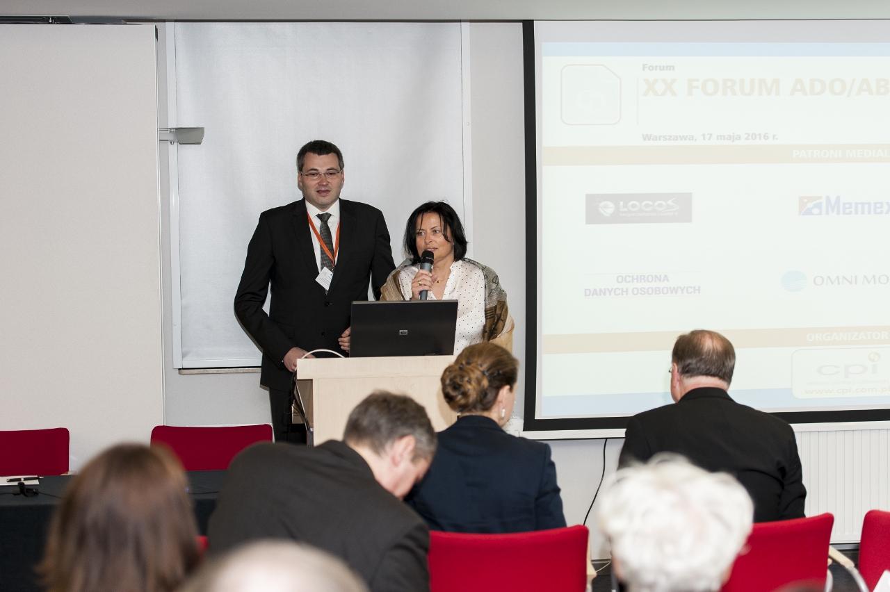 XX Forum ADO/ABI | Barta Litwiński